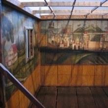 Sukkah at Israel Museum