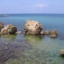 The Old Harbor in Caesarea