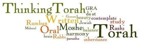 Thinking Torah Manifesto