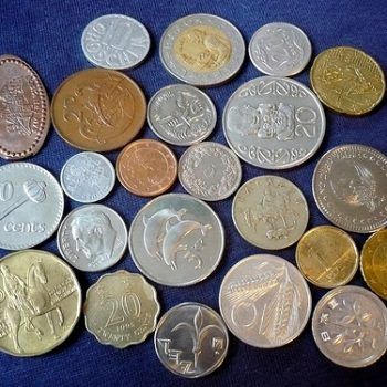 coins for valuing