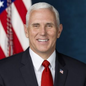Vice President Pence Official Portrait